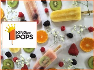King of Pops Nashville TN Farmers Market