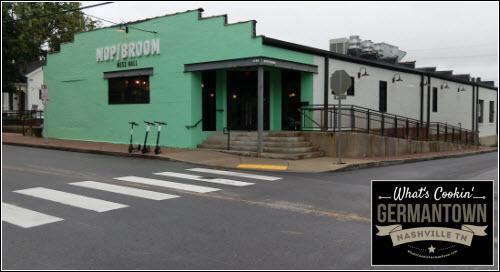 Mop & Broom Germantown What's Cookin' Nashville