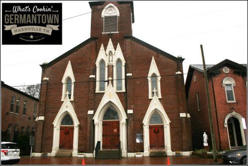 Assumption Church Germantown Nashville TN