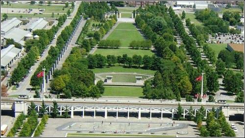 Bicentennial Mall Nashville TN