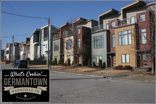 Germantown Housing Nashville TN