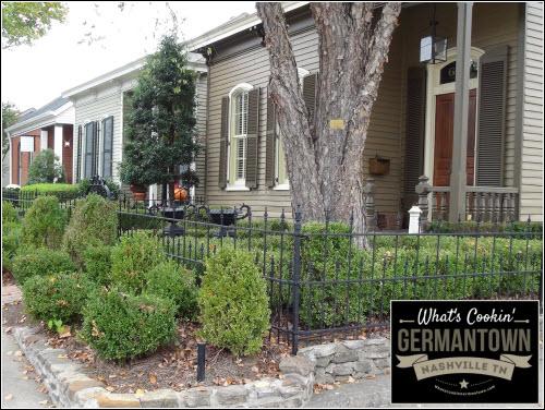 Germantown Nashville Historic Homes 1