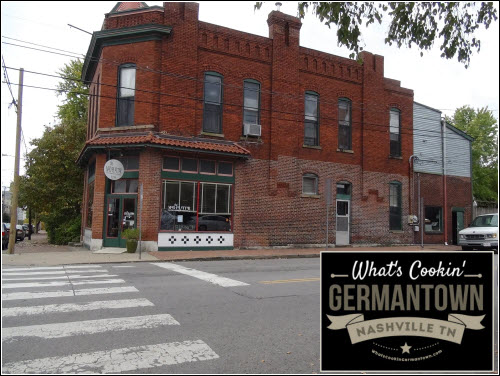 Germantown Nashville TN Historic Building 2