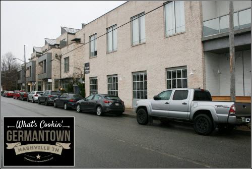 Germantown Shops Nashville TN