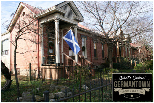 Historic Homes Germantown Nashville TN 2