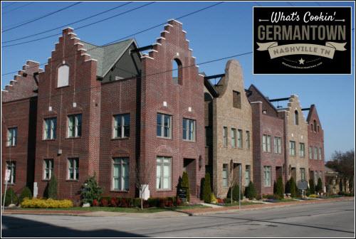 Nashville TN Germantown Housing