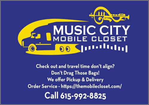 Music City Mobile Closet Nashville TN